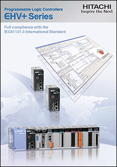 HITACHI Programmable Logic Controllers EHV+